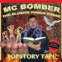 MC Bomber - Topstory Tape (Vinyl LP - 2015 - DE - Original)