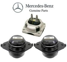 For Mercedes W164 X164 Auto Transmission Mount & Engine Motor Mounts KIT Genuine