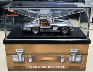 HOTWHEELS - RLC 1955 MERCEDES BENZ 300SL (1,903/20,000)