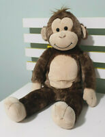 BUILD A BEAR MONKEY PLUSH TOY 52CM TALL CUDDLY!