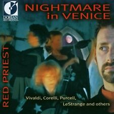 RED PRIEST NIGHTMARE IN VENICE CD VIVALDI CORELLI LESTRANGE