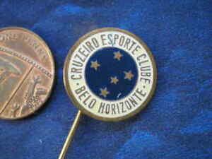Cruzeiro Esporte Clube Brazil Serie A /  Rare Badge