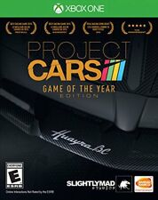 Project Cars - Game of the Year Edition [Xbox One XB1, Driving, Racing] NEW
