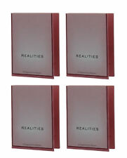 Realities by Liz Claiborne for Women Combo: EDP Vial 0.05oz x4 New in Box