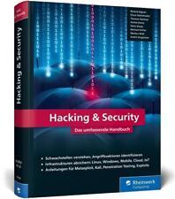 Hacking & Security von Michael Kofler, Klaus Gebeshuber, André Zingsheim, Roland