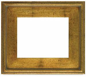 18 x 24  Plein Air Frame HandApplied Gold Leaf  Beautiful Style Top Quality