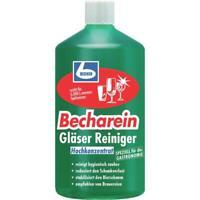 Dr. Becher Becharein Gläser Reiniger Hochkonzentrat / 1 Liter
