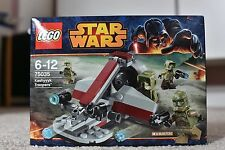 Lego Star Wars 75035 Kashyyyk Troopers Battle Pack NEW/SEALED **BNISB**