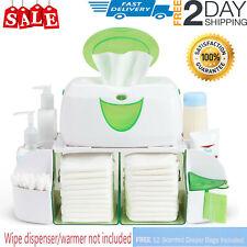 Organizer Warm Glow Wipe Warmer Baby Diaper Diapering Wipes Warmers