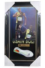 Usain Bolt Signed Puma Spike