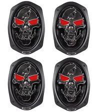 """(2) Pairs Boss Audio SK694 6x9 6""""x9"""" 2800w 4-Way Full Range Illuminated Speakers"""