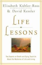 LIFE LESSONS Elisabeth Kubler Ross, David Kessler FREE SHIP hardcover book death