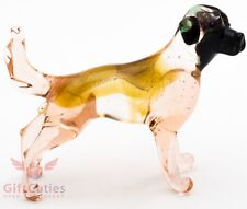 Art Blown Glass Figurine of the Anatolian Shepherd Dog