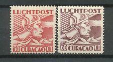 Curaçao Luchtpost  12 - 13 postfris (1)