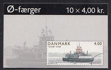 DENMARK HS118 (1215) Ships booklet, VF