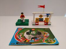 LEGO Sports Football Target Practice (3424) Fun set with instructions! Soccer