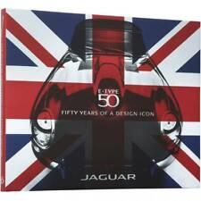 Jaguar Genuine E-type 50 Year Anniversary Book 50JSPAETB