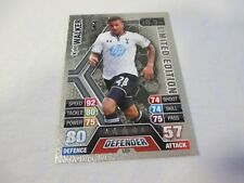 Match Attax 2013/14 13/14 LE6 Kyle Walker Silver Limited Edition MINT