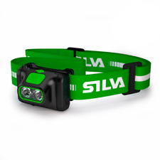 Silva Scout X LED 270 lm Head Torch Lamp Red & Clear light Blink mode Batteries