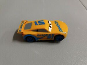 Carrera Disney Pixar Cars - Dinoco Cruz Ramirez 1/32 Scale Slot Car