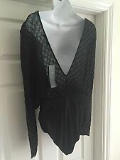 Zara Lace Fitted Tops & Shirts for Women
