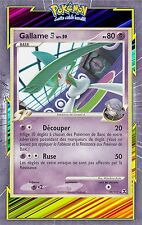 Gallame C4  -Platine 02: Rivaux Emergeants-20/111- Carte Pokemon Neuve Française