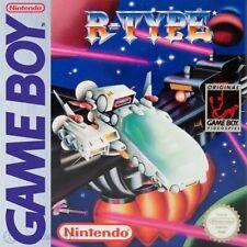 Nintendo Gameboy juego-R-Type 1 con embalaje original muy buen estado