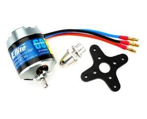 NEW E-Flite Motor 470Kv Power 60 Brushless Outrunner