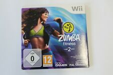 Zumba Fitness 2: Party Yourself Into Shape Nintendo Wii