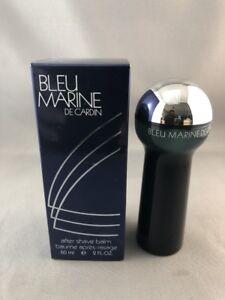 Bleu Marine de Cardin By Pierre Cardin 2 OZ After Shave Balm New in Box