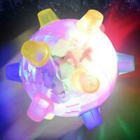 Jumping Activation Ball Light Flashing Bouncing TOY Super NEU 2019 P3E2