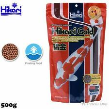 Hikari Gold Medium 500g - Goldfish and Koi Fish Food Pellet