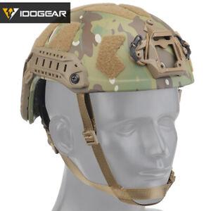 IDOGEAR Tactical Helmet SF Helmet SUPER High Cut FAST Full Protective Version MH