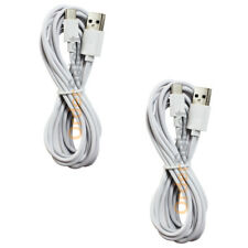 2X NEW USB Type C Charger 10' Cable for Phone Samsung Galaxy S9 / S9+ / S9 Plus