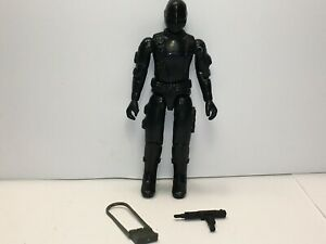 Gi Joe Vintage 1982 Snake Eyes V1 Original Hasbro Arah Lot 100% Complete