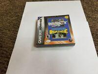 Paperboy/Rampage (Nintendo Game Boy Advance, 2005) gba
