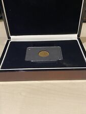More details for 1884 queen victoria young head half-sovereign, .slabbed and boxed