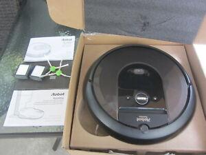 Irobot Roomba I7 Robot Vacuum with New Brush/filter