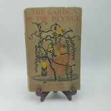 THE GARDEN OF THE PLYNCK ~ 1920 1st Edition KARLE WILSON BAKER ~ Yale Univ Press