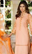 RABEA DESIGNER SUIT BY SHARIQ ORIGINAL EMBROIDERED LAWN. UNSTITCHED. RS-6A