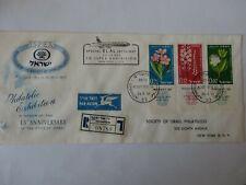 israel special flight  el al  ispex expo  1961