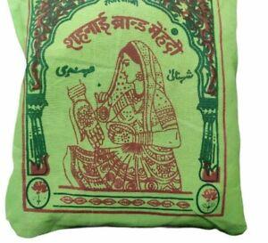 Shehnai  rajasthani Naturals 100% Pure Henna Powder(cloth filtered)(1kg)+select