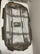 Graco Pack N Play Replacement Clip on Mesh BASSINET Insert w/Poles, Brown Color