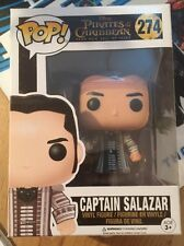 Pirates of the Caribbean Captain Salazar Pop Vinyl Figure  In Stock