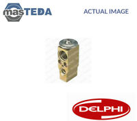 DELPHI AIR CONDITIONING EXPANSION VALVE  TSP0585067 I NEW OE REPLACEMENT
