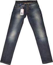Miss Sixty  NU-Metal  Jeans  W24 L30  Stretch  Röhrenjeans  Used Look  NEU