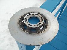 FRONT WHEEL BRAKE DISC ROTOR YAMAHA RD350 RD400 TX500 XS500