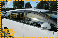 Weathershields, Weather shields for Toyota Tarago 07-20 Model Sun Visors T