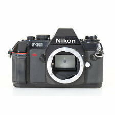 Nikon F301 35mm Spiegelreflexkamera / SLR Kamera / Gehäuse