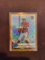 2019 Optic Kyler Murray Orange Scope Rookie RC /79 Cardinals MVP SP Rare